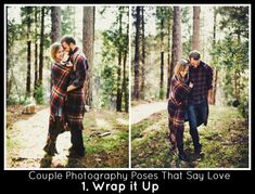 15 Couples Photograhy Poses That Say Love