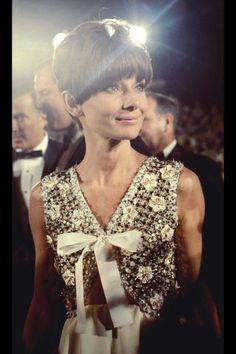 Ron Galella's most iconic celebrity photos: Audrey Hepburn
