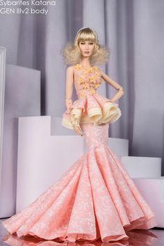 "Nigel Chia Demuse Spring Summer 2016 Look 07 Fashion Set Fits FR16"" Sybarites   eBay"
