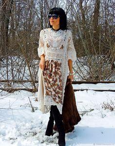 Платье с кружевом из коллекционной шерсти (337) - купить или заказать в интернет-магазине на Ярмарке Мастеров - FEJTZRU. Одесса | БЕЗ ПОВТОРОВ Совершенно великолепные…