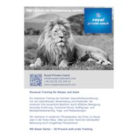 Royal Private Coach / Image Flyer