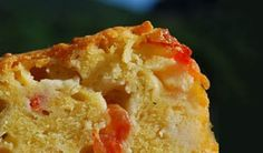 Cake à la tomate et basilic