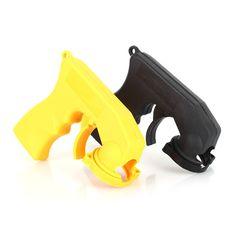 Spray Adaptor Aerosol Spray Gun Handle With Full Grip Trigger Locking Collar Car Maintenance 2016 ** Khotite uznat' bol'she? Nazhmite na izobrazheniye.