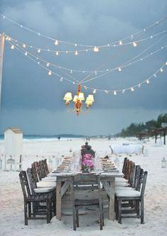 so lovely beach wedding #wed #wedding