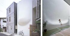 SH House designed by Hiroshi Nakamura