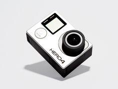 GoPro 4 : les nouveaux modèles sont là !