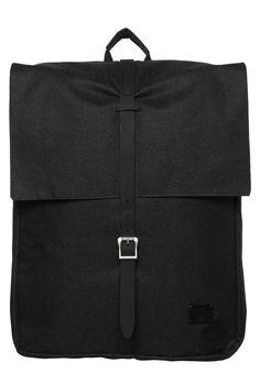 MANHATTAN - Tagesrucksack - classic black