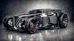 Lamborghini Rat Rod  http://www.autorevue.at/lamborghini/lamborghini-rat-rod-aventadot-hot-rod-pawel-wisniewski-jans-slapins-designer-london.html