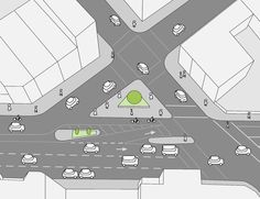 19. EXPAND TRIANGULAR PUBLIC SPACES | 99 steps to a better NY