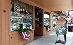 Aunt Belle's Confectionary in Park Rapids, MN.  Summer location in Walker.  A must-stop for Ben and I when we'd go up there.