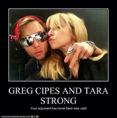 Greg Cipes And Tara Strong 1000+ images about Bbr...