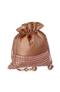 Gold Stardust Potli Rs. 1200/- http://www.juvalia.in/collection/cocktail-closet/the-bag-brigade/gold-stardust-potli.html