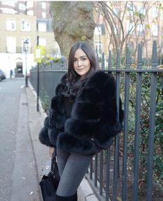 "499 Likes, 2 Comments - FABULOUS FURS (@fabulousfurs) on Instagram: ""Fur Goals ✨ Love @peaceloveshea style  #peaceloveshea #fashionbloggers #ootd #louisvuitton"""