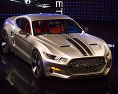 2015 Galpin-Fisker Rocket Mustang  | Lucky Auto Body in Beaverton, OR is an auto body repair shop committed to providing customers with the level of servic & quality of repair they expect & deserve! Call (503) 646-9016 or visit www.luckyautobodybeaverton.com for more info!