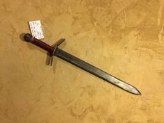 Red handled high carbon double edge short sword http://www.mylaforge.com/store/wmj9g307yf4koxey68rnc6g5e1nix8