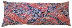 Barbara Emmy X Liberty | Felix Raison Midnight Linen&Cotton Cushion