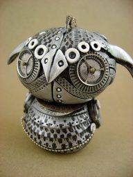 Sculpture steampunk - Google Search