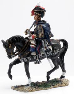 Private, KLG 1st Hussars, 1815, 1:30, Del Prado, 1:30, Del Prado