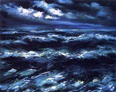 The Sea Maurice de Vlaminck
