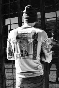 Charlatan Deity The Manor Spring Summer 2016, Deities, Mens Tops, T Shirt, Collection, Fashion, Supreme T Shirt, Moda, Tee Shirt