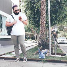 Plus Size Man fashion - Mode homme grande taille