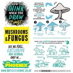 """151 Likes, 2 Comments - The Etherington Brothers (@etheringtonbrothers) on Instagram: """"Here's a little taster of my tutorial in the Phoenix comic this week, in which I show how to THINK…"""""""