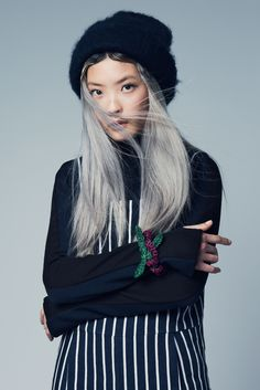 The Lucy Folk Poison Ivy Bracelet   features in i-D's winter essentials on folk collective's new leading ladies.