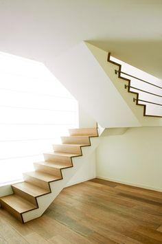 rechte trap architectuur - Google zoeken