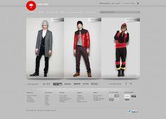 Ecommerce - Branded clothing