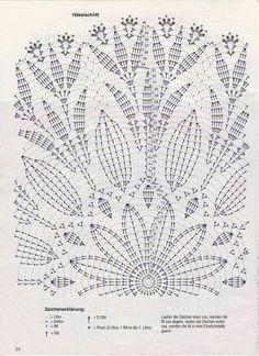 crochet doilies View album on Crochet Table Runner Pattern, Crochet Doily Diagram, Crochet Mandala Pattern, Crochet Circles, Crochet Doily Patterns, Crochet Tablecloth, Crochet Chart, Thread Crochet, Filet Crochet