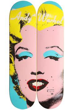 Alien Workshop |  Andy Warhol | Marilyn Monroe deck