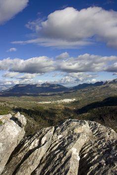 Sierra de las Nieves, Málaga, España
