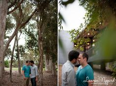 Richard & Paul: UCSD engagement session by Lauren Nygard Photography