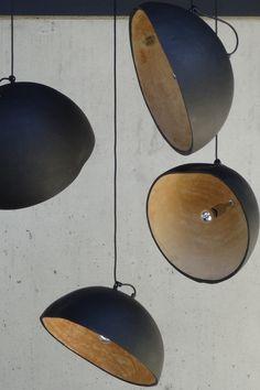 gourd pendant light