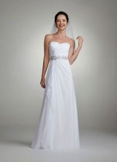 Bridal Chiffon Gown