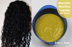 Todo lo que Necesitas Saber Sobre Idratación, Nutrición y Reconstrucción para Rizos - Cabello rizado - Hair, Curly, Youtube, Moisturize Hair, Shiny Hair, Hair Masks, Hair Care, Thinning Hair Remedies, Youtubers