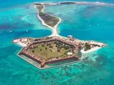 Dry Tortugas National Park (Florida) : 50 States of National Parks: One for Each State (and DC, Too!) : TravelChannel.com