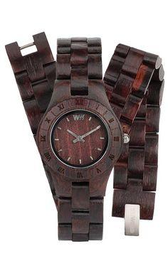 Venus Chocolate | WeWOOD Wooden Watches