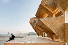 Pabellón Solar de Madera - Noticias de Arquitectura - Buscador de Arquitectura