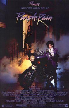 Prince Purple Rain, Purple Rain Movie, Sheila E, 80s Movies, Movie Songs, Good Movies, The Velvet Underground, Pet Shop Boys, Pop Rock