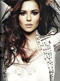 Cheryl Cole - Elle - Make up by Lisa Eldridge