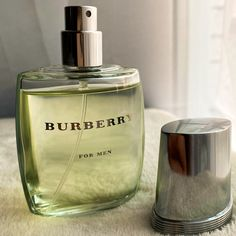 Used, almost full For men No box  Size: 1.7 Fl Oz  Questions? Ask. Burberry Men, Soap Dispenser, Perfume Bottles, Fragrance, This Or That Questions, Box, Eau De Toilette, Soap Dispenser Pump, Perfume Bottle