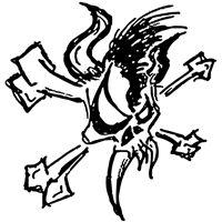 "Metallica Logo ""Scary Guy"""