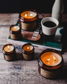 Newest Photographs Scented Candles aesthetic Concepts Genuine delight in addition to contentment relatively vary depending on how one does factors compare Soy Wax Candles, Scented Candles, Candle Jars, Candle Holders, Vegan Candles, Perfume Diesel, Home Scents, Home Fragrances, Vases
