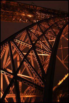 Ponte Luís I www.webook.pt #webookporto #porto #pontes