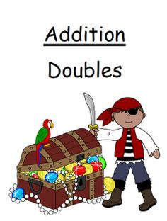 Classroom Freebies: Fern Smith's Number One Download ~ Addition Doubles Center Game! $0