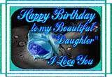 happy birthday daughter graphics