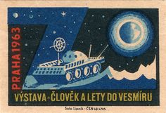 czechoslovakian #matchbox label | by maraid. To design & order your Logo'd #matches GoTo www.GetMatches.com or call 800.605.7331 today!