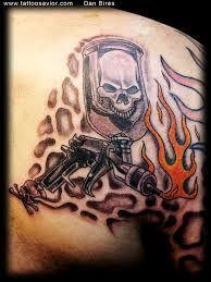 paint gun tattoo designs - Google Search | Jake | Pinterest