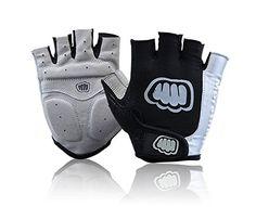 Samdi® & Morethan Cycling Gloves Mountain Bike Gloves Men…